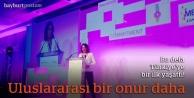 Prof. Kahraman, ESHRE Kongresi'nde onurlandırıldı