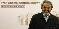Prof. Koçan, TBMM Onur Ödülü'nü alıyor!