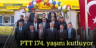 PTT 174 Yaşında