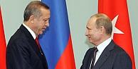 Putin 'yeni ufuklar' için Ankara'da