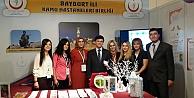 Sağlıkçılar uluslar arası kongrede Bayburt'u tanıttı