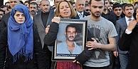 'Şehit Fırat Yılmaz Çakıroğlu'nu binler uğurladı