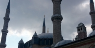 Selimiye Camii'nin kapısı olmayan odası