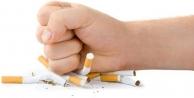 Sigarayı bırakmak için bunları yapın
