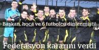 Şike ile suçlanan Esen Bayburtspor için karar verildi