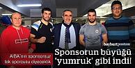 Şipal kardeşlere büyük sponsor: Bayburt Grup!