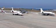 Soçi'de yer kalmadı, özel uçaklar Trabzon'a park etti