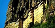 Sümela Manastırı restore edilecek