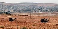 Suriye sınırından ateş açıldı!