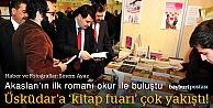 """Üsküdar'da bir """"ilk"""": Kitap Fuarı"""