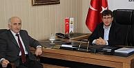 Vali Odabaş'tan siyasi partilere iade-i ziyaret