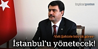 Vali Şahin İstanbul'a atandı!