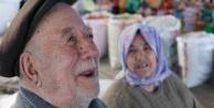 Yaşlı kadın nüfusu, erkeklerden fazla