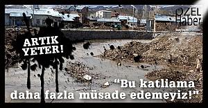 """Yavuz: """"DSİ bu katliama artık bir son vermeli!"""""""