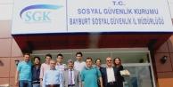 Yeni SGK binası hizmete giriyor