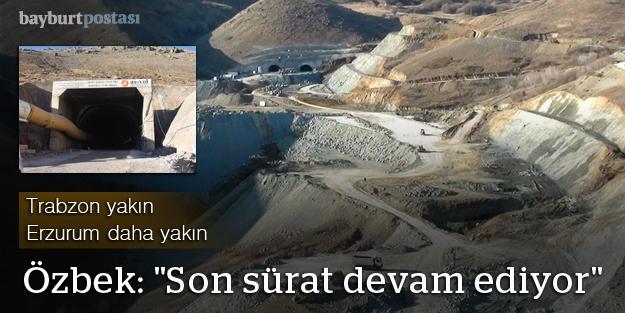 """""""Tünellerin katkısı sadece ekonomik değil"""""""