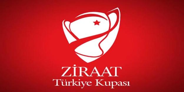 Türkiye Kupası'nda maç tarihleri belli oldu