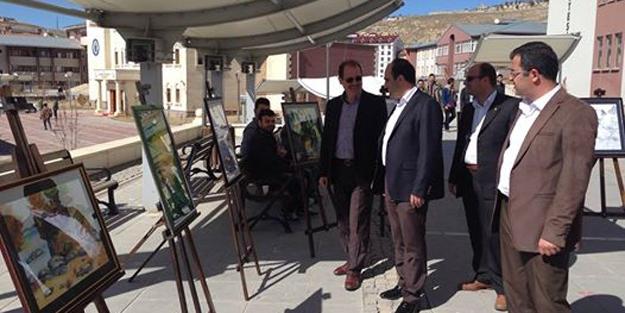 Unutulan Türk ressamları hatırlandı