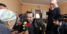 AK Gençlik#039;ten huzurevi ziyareti