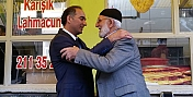 MHP adayları, esnaf turunda