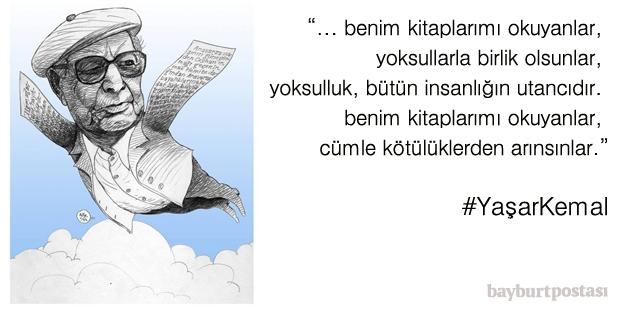 Yaşar Kemal, hayatını kaybetti