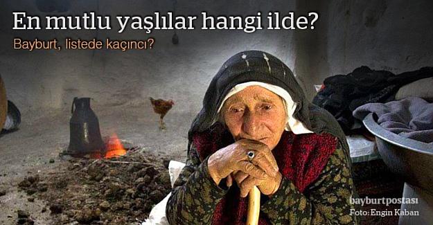 Yaşlılarımızın ne kadarı mutlu?