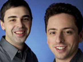 Sergey Brin ve Larry Page