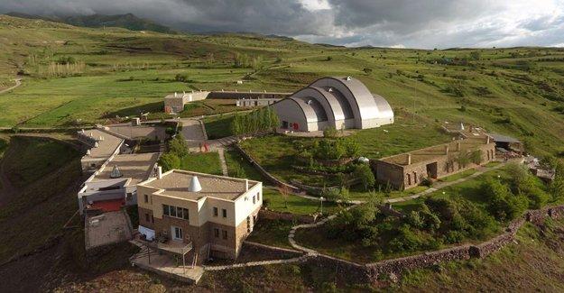 Bayburt'un tek müzesi: Baksı