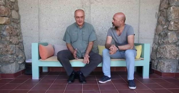 """Demircioğlu: """"Baksı Müzesi motive etti, umutlandırdı"""""""