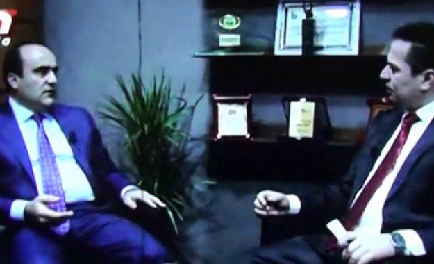 Özbek, Kanal A'ya konuştu