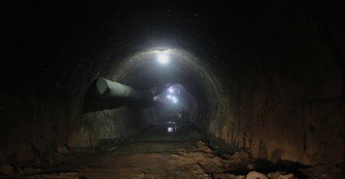 Kop Tüneli'nde ışığa doğru yolculuk