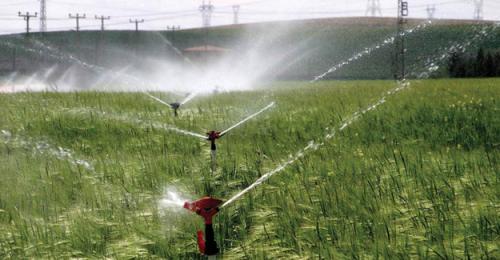 Bayburtlu çiftçiye sulu tarım müjdesi