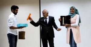 Dede Korkut hikaye yarışması ödül töreni