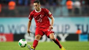 Hakan Çalhanoğlu'nun milli forma ile ilk golü