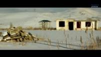 Bayburt'ta kar ve güneş