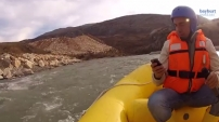 Karasu'da rafting heyecanı ve minik bir macera!