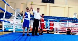 Muhammet Furkan Kara Türkiye üçüncüsü