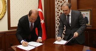 Üniversitesi ile OSB İşbirliği Protokolü İmzalandı