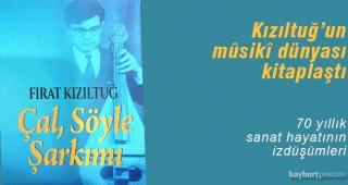 Kızıltuğ'un 'Çal Söyle Şarkımı' adlı eseri yayınlandı
