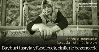 Bayburt kadını için 'Bayburt Evi' gibi istihdam merkezi